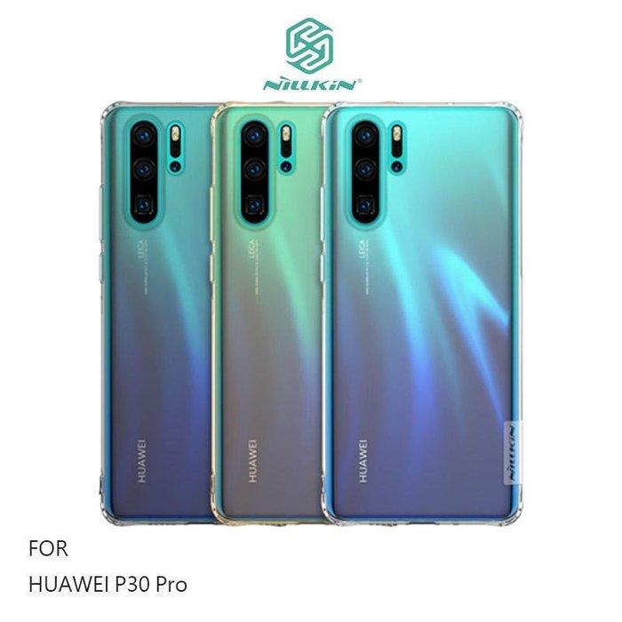*PHONE寶*NILLKIN HUAWEI P30 / P30 Pro 本色TPU軟套 保護套 手機殼 透色 超薄套