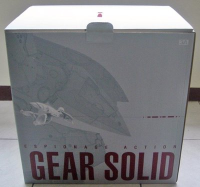 【秉田屋】現貨 Three A ThreeA 3A 潛龍諜影 MGS Metal Gear Solid Ray 1/48