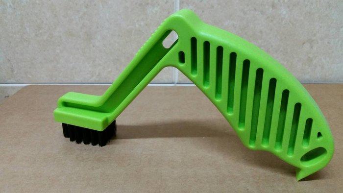 愛車美*~新版綿盤清潔刷 海綿盤 海綿輪 羊毛盤清潔刷 開毛刷 WPCB 可用於鋁圈 輪胎專用清潔 洗車刷 耐用款
