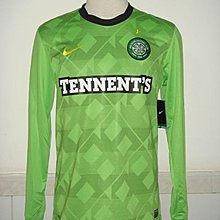些路迪 Celtic 10-11 Away LS M/L BNWT
