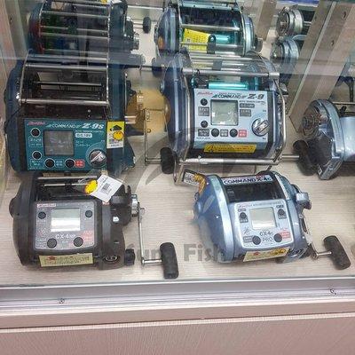 《三富釣具》MIYA電動捲線器Z-9S/Z-9/CX-4NP/CX-4C/AC-5SC/AC-3JP/Z-15 非一均價