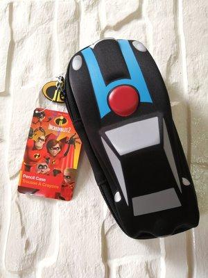 美國迪士尼官網正貨 INCREDIBLES 超人特攻隊 筆袋 鉛筆盒 現貨
