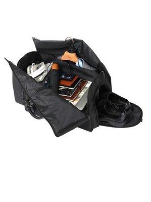 出差旅行包-放西裝/皮鞋一流($398 包送貨)男西裝收納袋行李袋短途出差登機款西服防塵罩防皺大容量