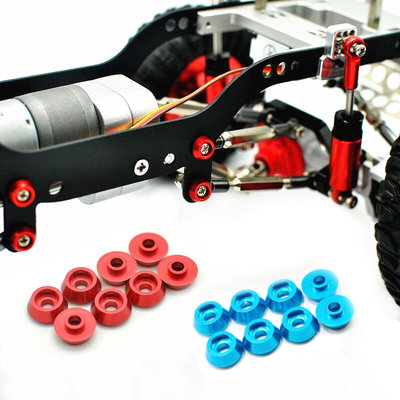 頑皮龍 D12 莽牛 攀爬車 皮卡 改裝 金屬墊片 輪胎墊片 外觀 配件 裝飾 D90 C14 C24 MN99