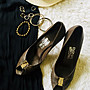 Ferragamo vera 晚宴鞋 大尺寸 CHANEL 牛仔 YSL 洋裝 TODS 百褶裙 RV 皮衣 巴黎
