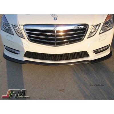 JPM 全新 賓士M-Benz 前下巴 W212 AMG保桿專用 CS style CARBON 碳纖維材質