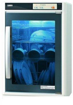 拍拍手家電【聲寶SAMPO】四層光觸媒紫外線烘碗機KB-RF85U.KBRF85U**特價4588元含運費**