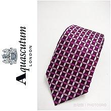 【皮老闆】 二手真品 英倫品牌 Aquascutum  領帶 C375
