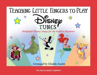 【599免運費】Teaching Little Fingers to Play Disney Tunes