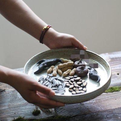 陶瓷茶寵茶玩 紫砂手工模擬 花生瓜子粗陶擺件禮品(任選一個)_☆找好物FINDGOODS☆
