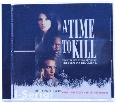 OST/ 殺戮時刻 電影原聲帶 / A TIME TO KILL (ELLIOT GOLDENTHAL) 德國版
