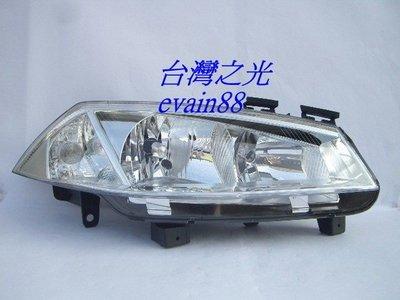 《※台灣之光※》全新RENAULT雷諾MEGANE 03 04 05 06年原廠型晶鑽大燈高品質台灣製