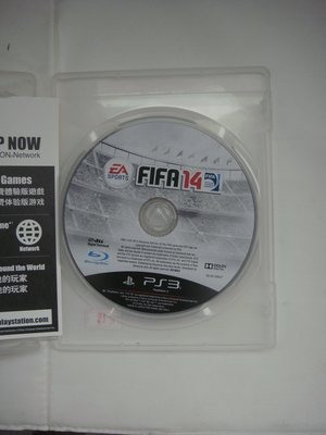 PS3 國際足盟大賽14 FIFA 14
