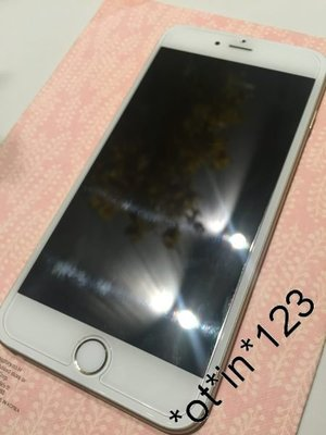 95% new Apple iPhone 6 plus 金色行貨 16GB 行貨ZP機 有壞包退 自設門市 信心保證