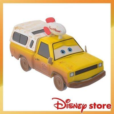 玩具總動員 胡迪 巴斯光年 熊抱哥 三眼怪-Todd pizza Planet 披薩車 批薩車 合金車 披薩星球