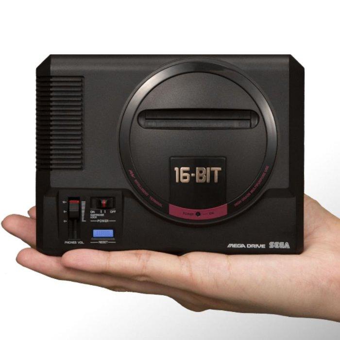 泥鼠※主機※SEGA Mega Drive Mini 主機(全新)