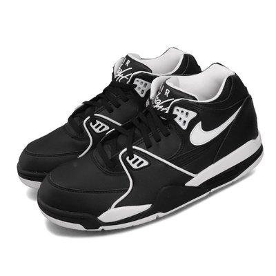 =CodE= NIKE AIR FLIGHT 89 皮革籃球鞋(黑白)CU4833-015 JORDAN OREO 男女