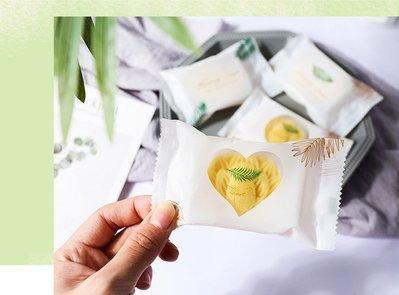 Amy烘焙網:12X7長方型封口袋/綠豆糕包裝袋/鳳梨酥封口袋/豆塔包裝封口袋/餅乾包裝袋