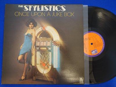 【柯南唱片】the stylistics once upon a juke box>> 美版LP