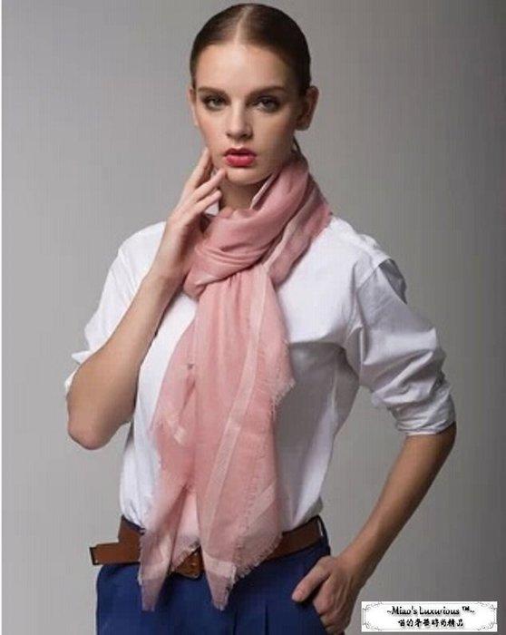 小奢侈系列真絲編女神薔薇玫瑰100% cashmere 300支Pashmina Sahamina喀什米爾圍巾披肩