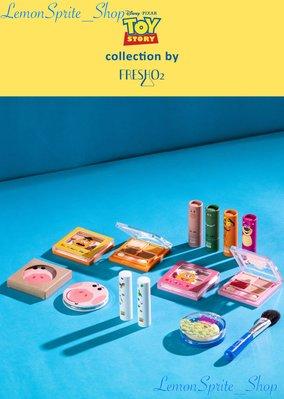 [預購]台灣FreshO2 x 玩具總動員彩妝系列 - 無重力絲襪唇膏 (4款)