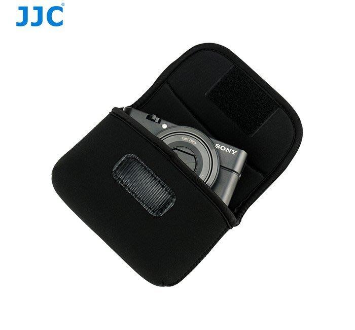 超 出清  JJC 相機包索尼 RX100M6M5A4相機包 保護套 富士XF10理光GR2佳能G7X軟包 布包