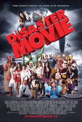 【藍光電影】災難大電影 Disaster Movie (2008)未分級版 113-079