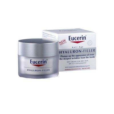 透明質酸日霜Eucerin Hyaluron-Filler Day, 50ml
