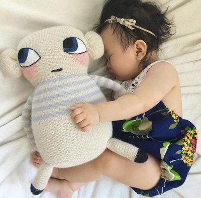 Sis 歐美 安撫玩偶 搞怪陪睡小夥伴 嬰兒 北歐 嬰兒房 IKEA 滿月禮 月子包 - [G款]