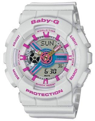 日本正版 CASIO 卡西歐 Baby-G BA-110NR-8AJF 女錶 手錶 日本代購