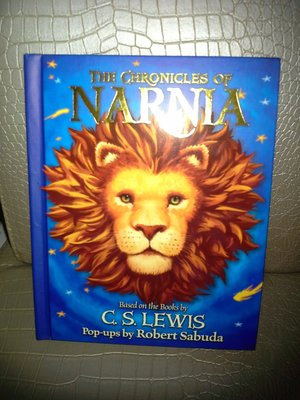 Chronicles Of Narnia: A Pop Up Adaptation納尼亞傳奇立體書