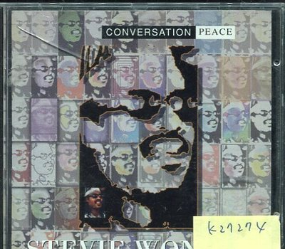 *真音樂* STEVIE WONDER / CONVERSATION 二手 K27274