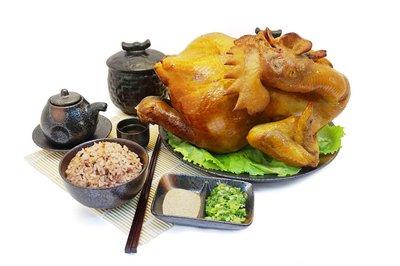 雞寶甘蔗母雞(全雞切二盒)
