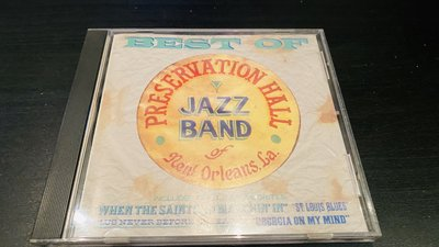CD~~BEST OF PRESERVATION HALL JAZZ BAND
