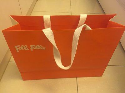 folli follie 紙袋 / 提袋