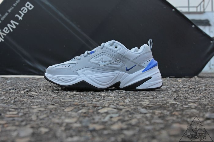 【HYDRA】Nike M2K Tekno 老爹鞋 灰 藍【AV4789-005】
