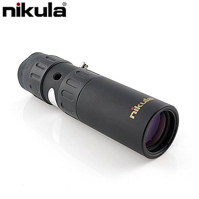又敗家@台灣Nikula立可達10-30x25mm變焦望遠鏡變焦單筒望遠鏡10倍-30倍袖珍望遠鏡10X-30X單眼望遠鏡多層膜藍膜適登山爬山露營旅遊看演唱會