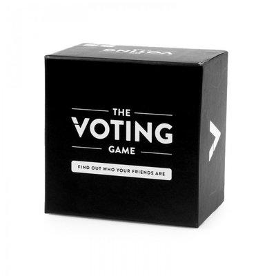 溜溜英文版 THE VOTING GAME 投票游戲 休閑棋牌 桌游卡牌 紙牌玩具
