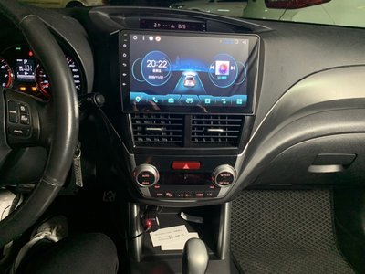 SUBARU 08-12年 Forester 森林人 專車專用機 Android 360環景安卓版觸控螢幕主機 導航