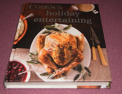cooks holiday entertaining 全新書