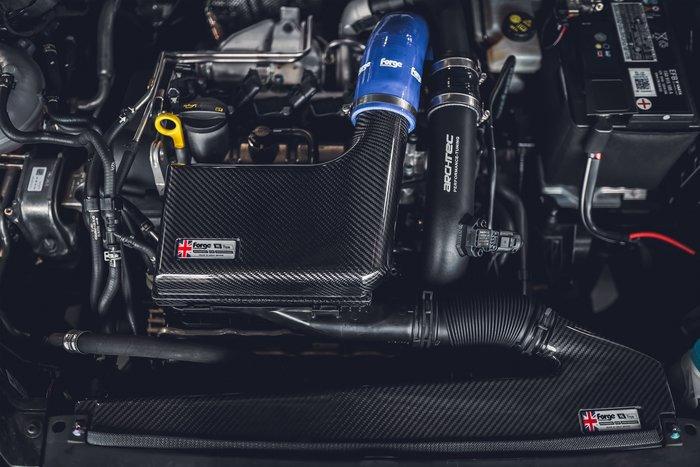 德朋國際 /FORGE 碳纖維 進氣套件 Volkswagen Golf Variant 1.4 實裝
