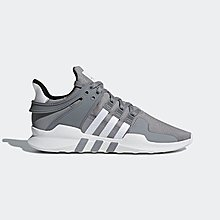 ADIDAS GREY EQT SUPPORT ADV SNEAKER - US 8