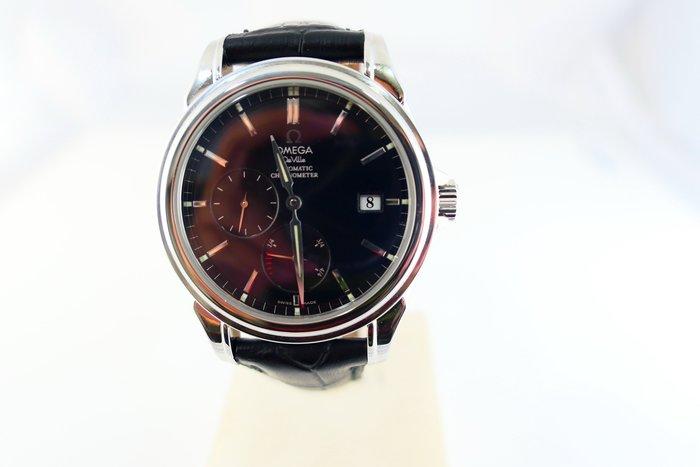 [吉宏精品交流中心]OMEGA 歐米茄 碟飛 同軸擒縱 動力儲存 自動機械 男錶