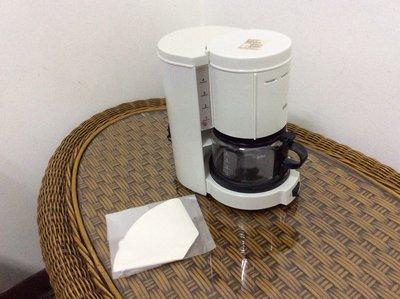 ** 白河戀蓮 ** 百靈 BRAUN 美式咖啡壺 / 咖啡機  4人份 ----庫 K-04
