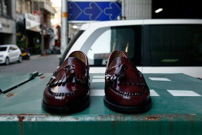 GHBass & Co. ESTHER KILTIE 女款 樂福鞋 帆船鞋 手工鞋 30%OFF