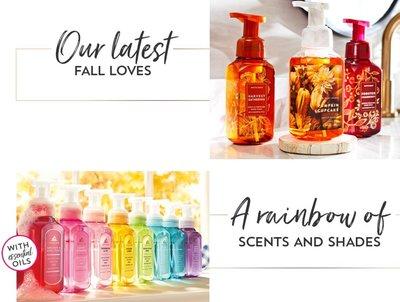 ※美國代購-潔潔小屋※BBW Bath & Body Works 香氛泡沫洗手--259ml