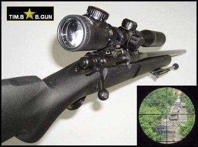(生存遊戲6MM BB槍全民槍戰CS)~檢便宜狙擊槍用3-9X32加長多段戰術測距狙擊鏡(電動槍適用)