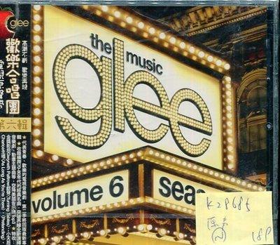 *真音樂* GLEE: THE MUSIC, VOL.6 全新 K28685
