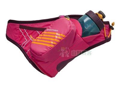 【山野賣客】NATHAN VaporElite單水壺腰包650ml(紅) 跑步 運動 健行 登山 NA4521NSC