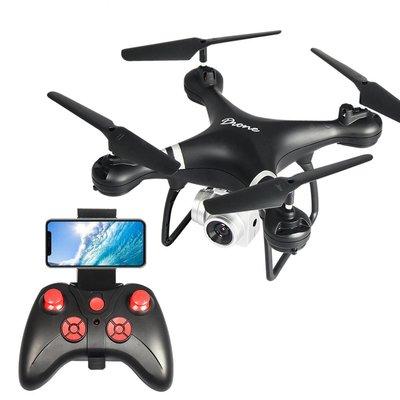 臺灣現貨 無人機高清航拍耐摔四軸飛行器WiFi圖傳遙控飛機drone玩具KY101